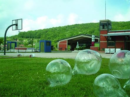 The Glass Furnace Cam Ve Sanat Merkezi